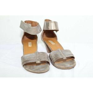 ladies paul green Heels size 9